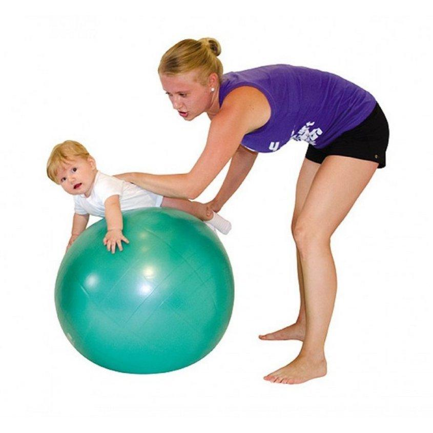 Гимнастический мяч (фитбол) 60 см - фото 4