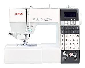 Швейная машина компьютерная JANOME 7060DC
