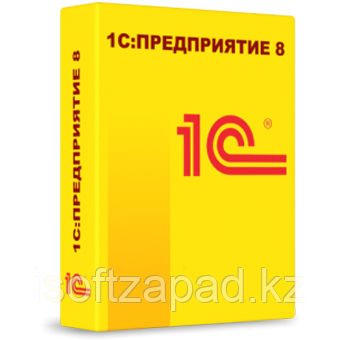 1С:Предприятие 8 ПРОФ. Клиентская лицензия на 20 р.м. (USB)