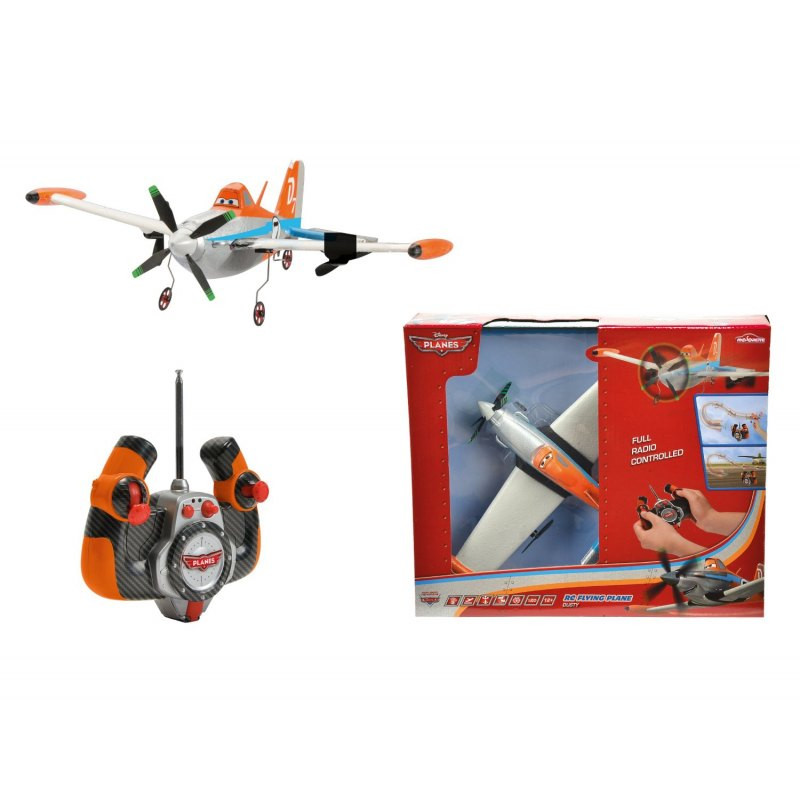 R/C Planes Дасти