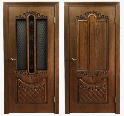 Дверь Милан без стекла