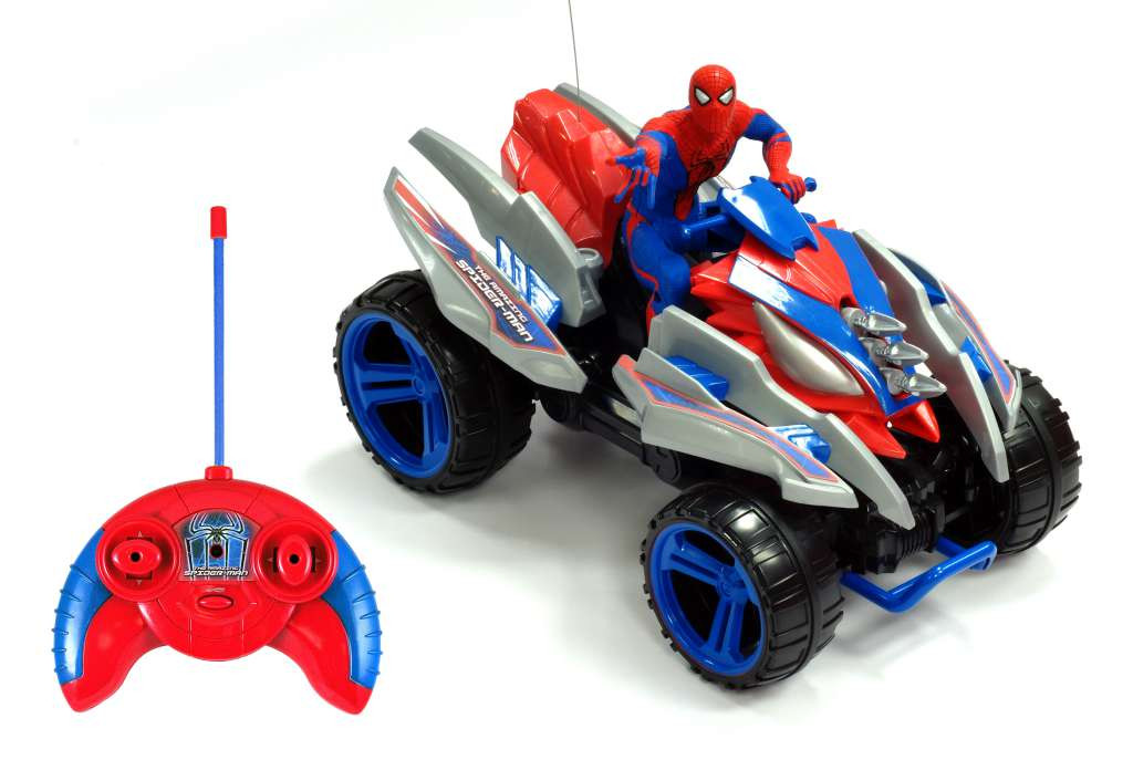 R/C Silverlit Человек-Паук на квадроцикле