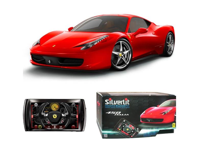 R/C Silverlit Ferrari 458 с Bluetooth - управлением