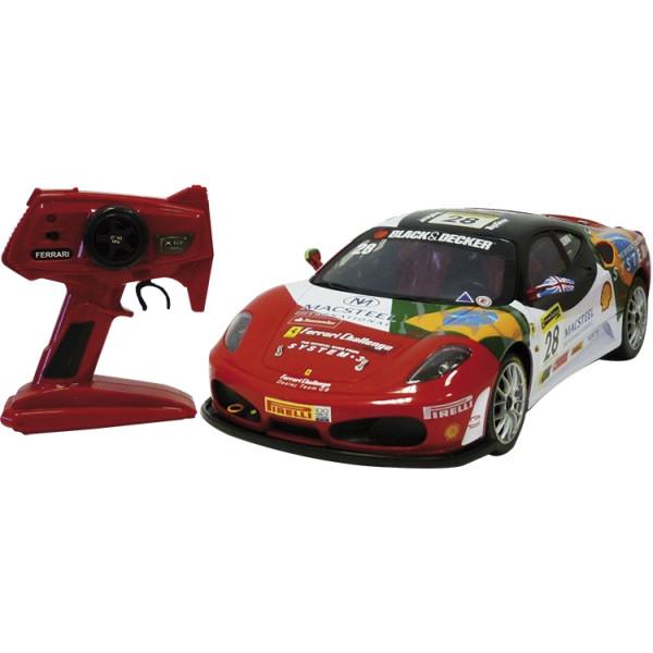 XQ Радиоуправляемая машинка Ferrari F430 challenge, в ассортименте