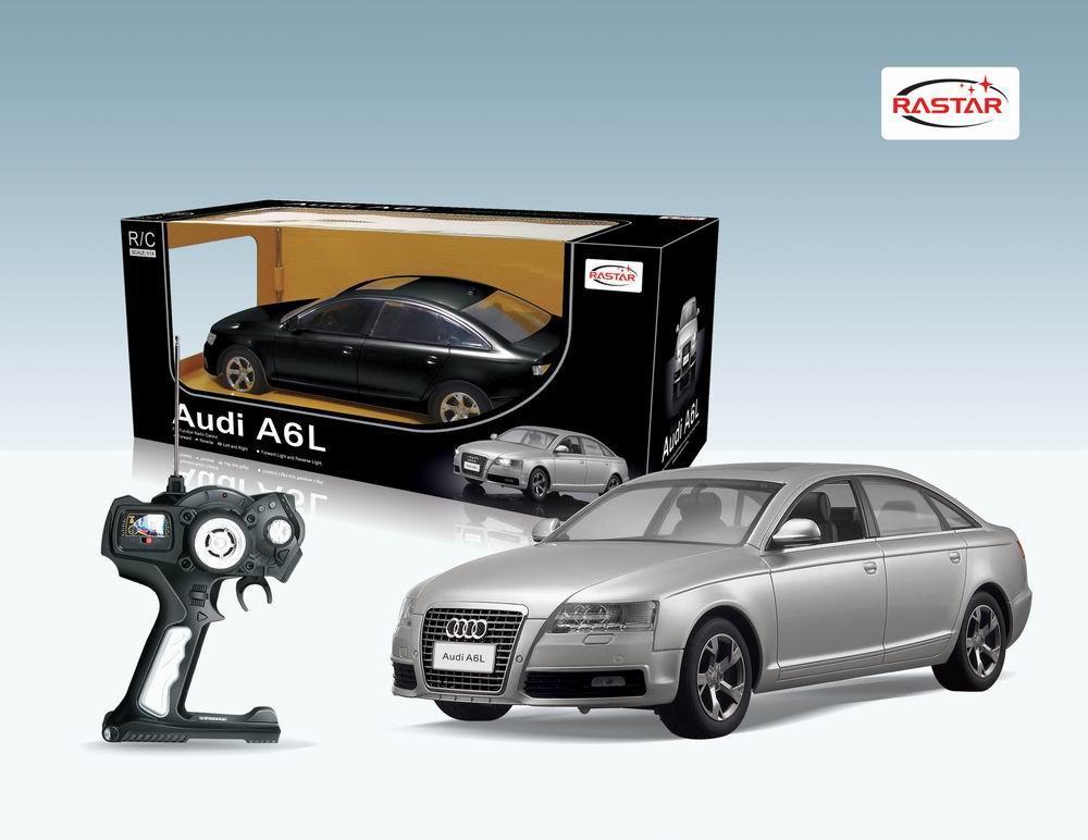R/C Rastar Audi A6L 1:14