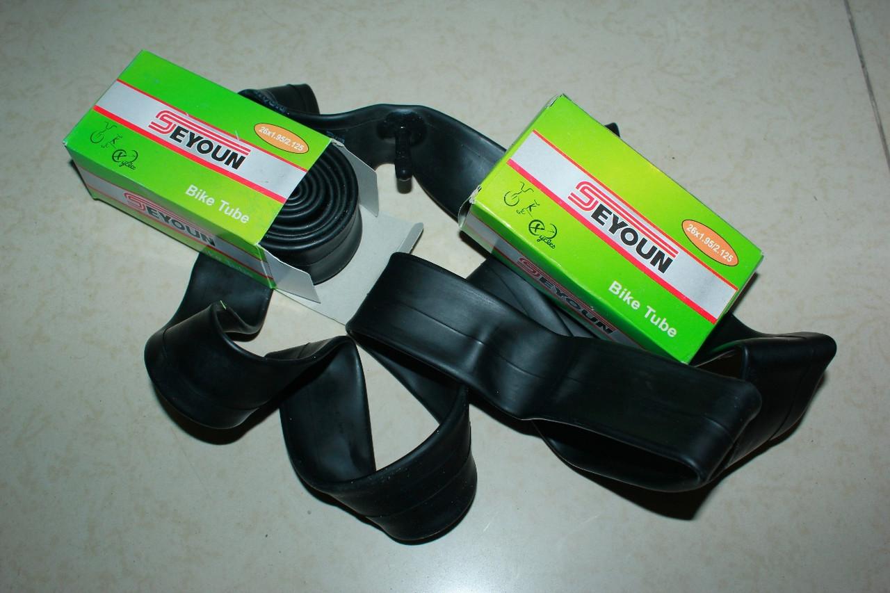 Велосипедная камера 26x1,95/2,125 Seyoun