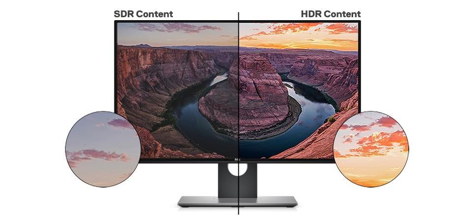 Монитор Dell UltraSharp 27 4K: U2718Q (210-AGTR)