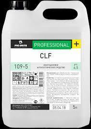 CLF Кожный антисептик на основе изопропанола и ЧАС, моющее средство