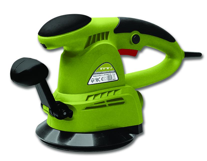 Эксцентриковая шлифовальная машина IVT ROS-150GD