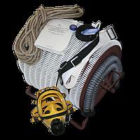 Противогаз шланговый ПШ-1Б (БРИЗ-0303) шланг ПВХ с 1-ой маской ППМ-88