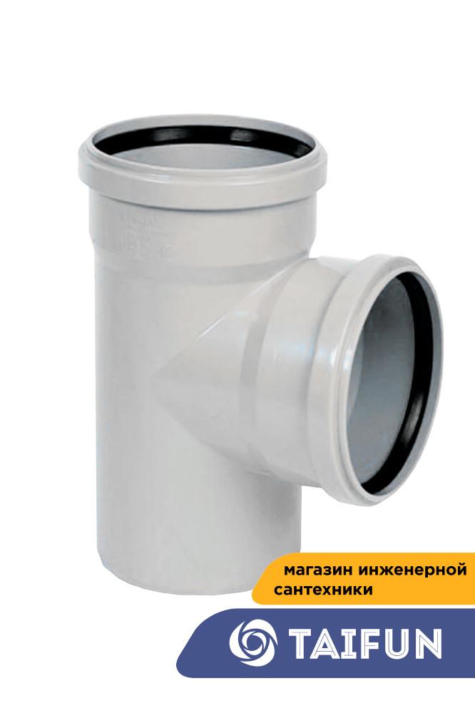 HAIRUN Канализационный  тройник - 100/50  [ 40 ]