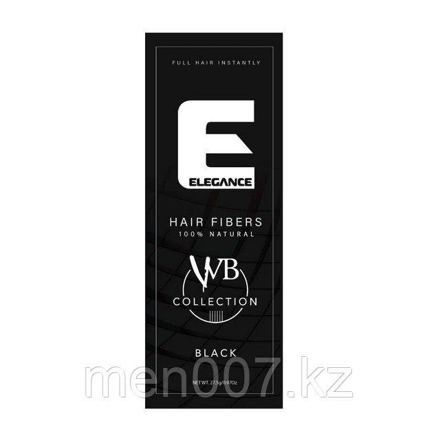 Загуститель (камуфляж) Elegance (для маскировки залысин) 27,5 грамм