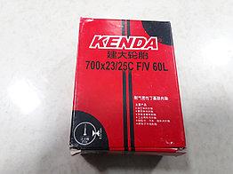 Велосипедная камера 700x23/25C f/v 60L Kenda