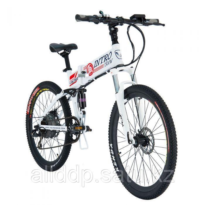 Электровелосипед Volteco Intro 500