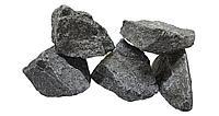 Камни для каменок, Белый кварцит, обвалованный, мелкий 20 кг