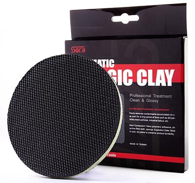 "Круг-автоскраб SGCB Magic Clay Pad, 6""/150*19 мм"