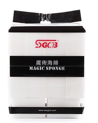 Нано-губка для чистки поверхностей SGCB Magic Sponge, 90*70*40мм