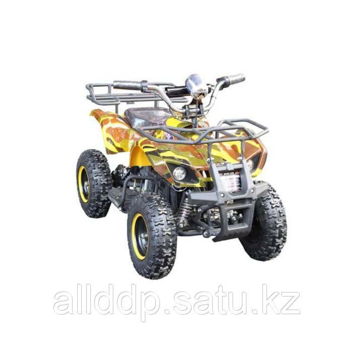 Электроквадроцикл ElectroTown 500D