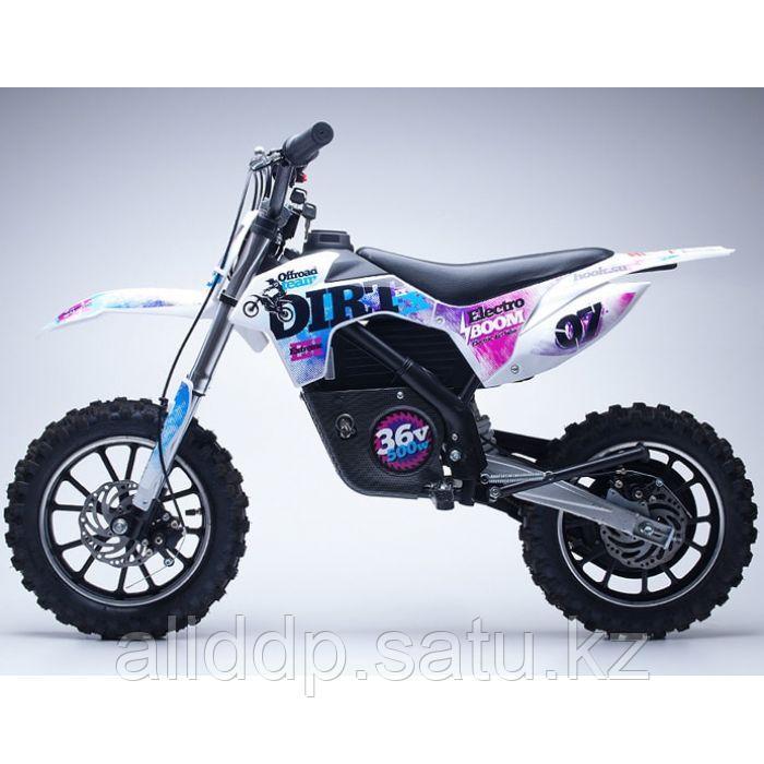 Электромотоцикл HOOK DIRT 36V