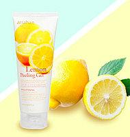 Пилинг гель Peeling Gel Pure Narural 180ml. (NAN Cosmetics) Lemon
