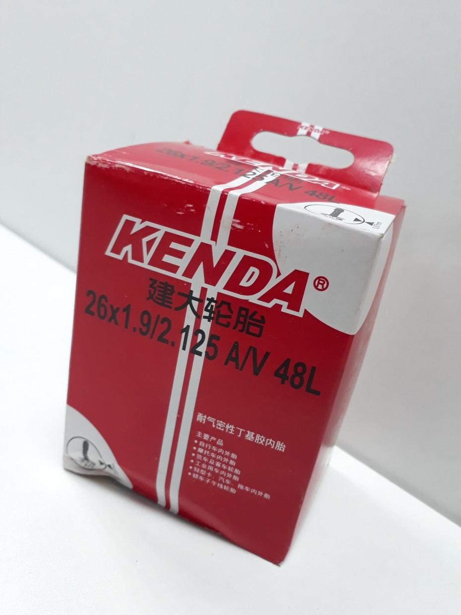 Велосипедная камера 26x1,9/2,125 Kenda