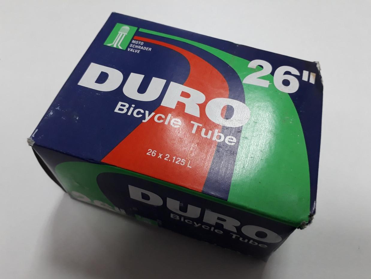 Велосипедная камера 26x2,125 Duro