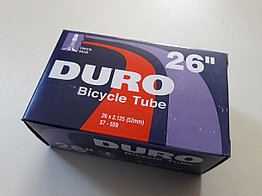 Велосипедная камера 26x2,125 Duro Presta