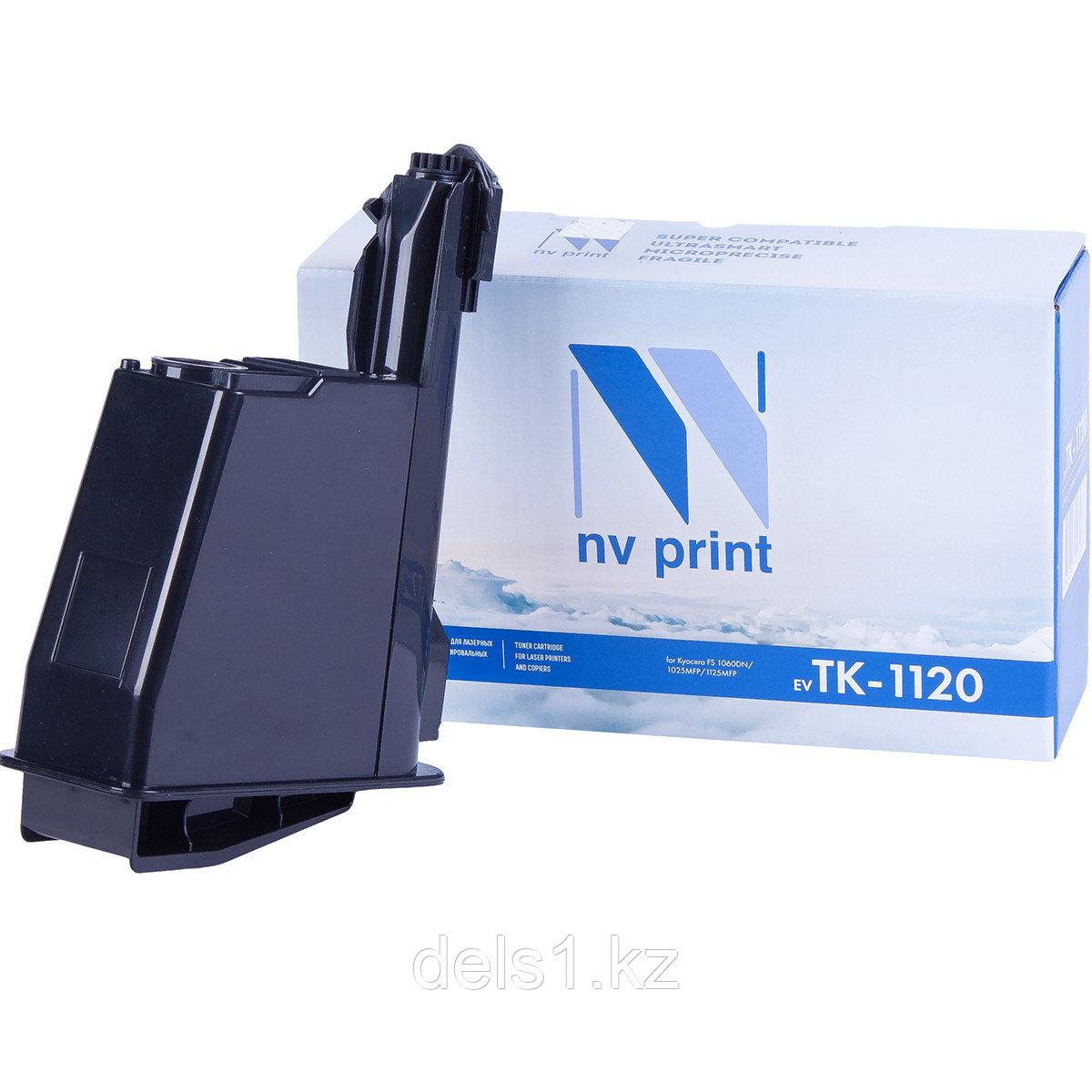 Картридж NVP NV-TK1120 совместимый с Kyocera FS-1060DN | 1025MFP | 1125MFP
