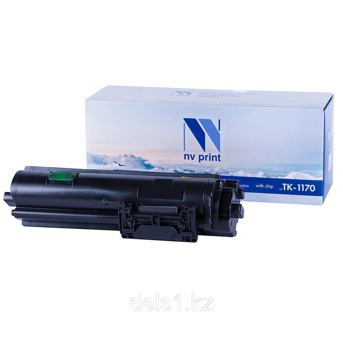 Картридж NVP NV-TK1170 совместимый с Kyocera ECOSYS M2040dn | M2540dn | M2640idw