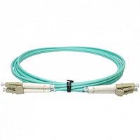 HPE кабель оптоволоконный LC/LC OM4 2f 2м кабель питания (QK733A)