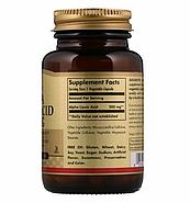 Solgar, Альфа-липоевая кислота, 200 мг, 50 растительных капсул, фото 2