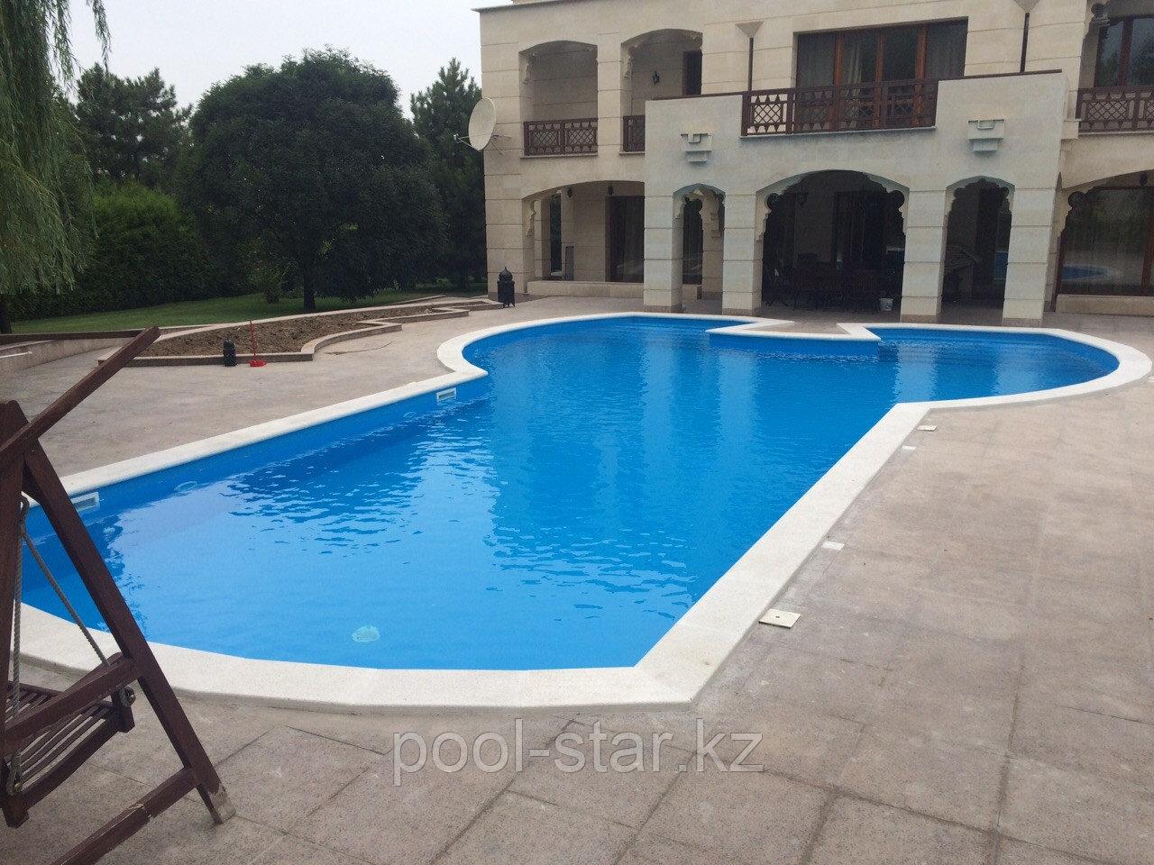 Строительство и реконструкция бассейнов любой сложности. Оборудование для бассейна. Скиммера форсунки