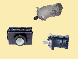 Детали гидросистемы рабочего оборудования и рулевой системы