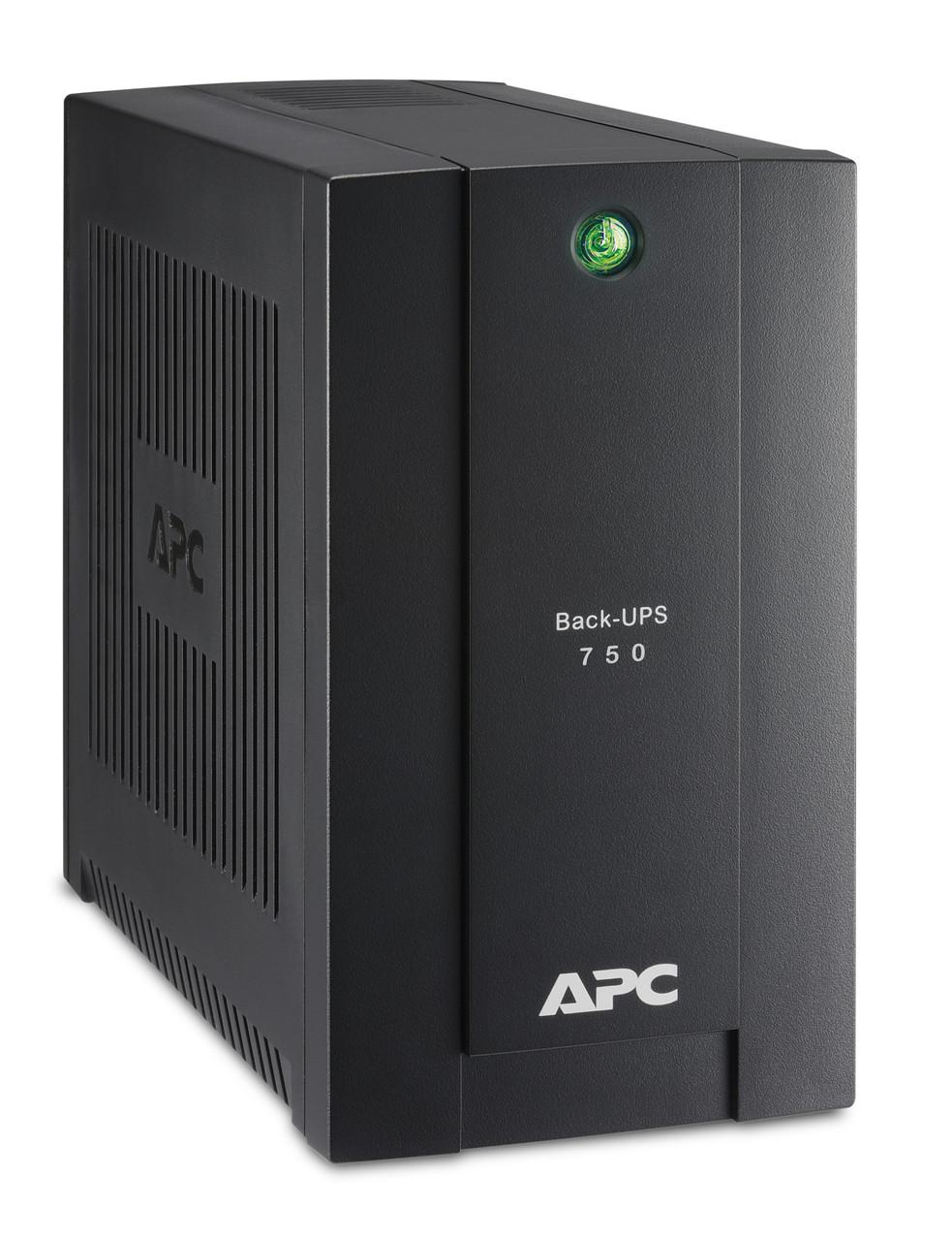 APC BC750-RS ИБП Back, Line Interactiv, Schuko, 750 VА, 415 W