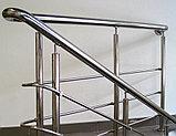 Перила из нержавеющей стали сварные, фото 2