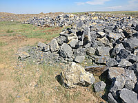 Бутовый камень- скальник