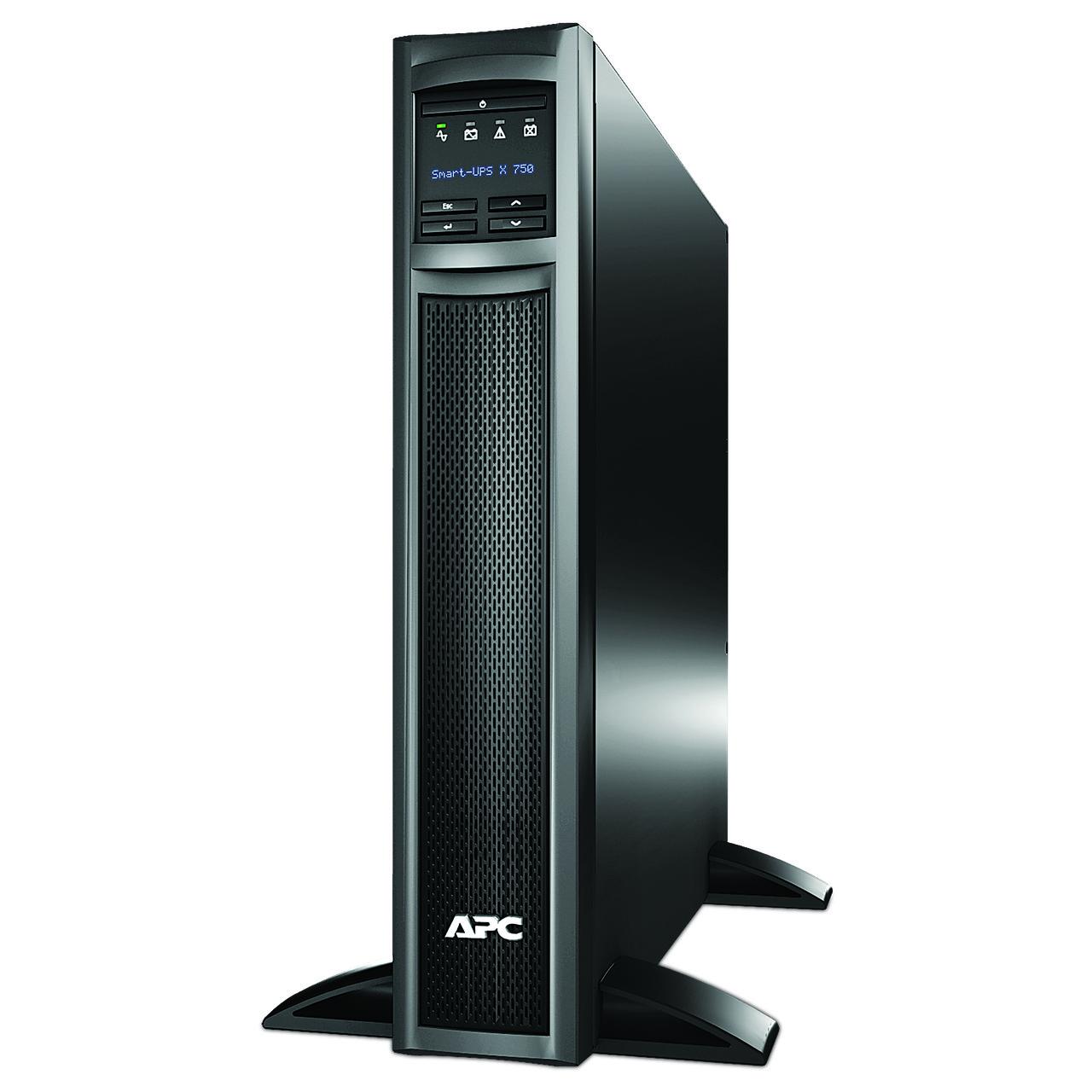APC SMX750I ИБП Smart X-Series, Line interactiv, R-T, IEC, 750 VА, 600 W