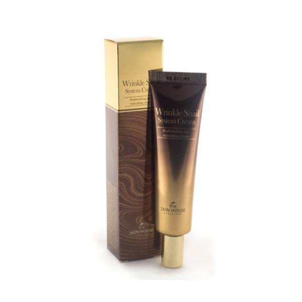 Крем для лица The Skin House Wrinkle System Cream 30ml. (в тубе)