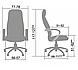 Кресло LK-15 Chrome, фото 5