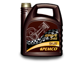 Моторное масло PEMCO iDRIVE 350 5W-30 5 литров