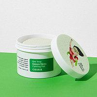 Очищающие диски One Step Green Hero Calming Pad 70шт (COSRX), фото 1