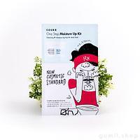 Трехфазовый набор One Step Moisture Up Kit (Cosrx) Мини комплекс для очищения и увлажнения кожи лица, фото 1