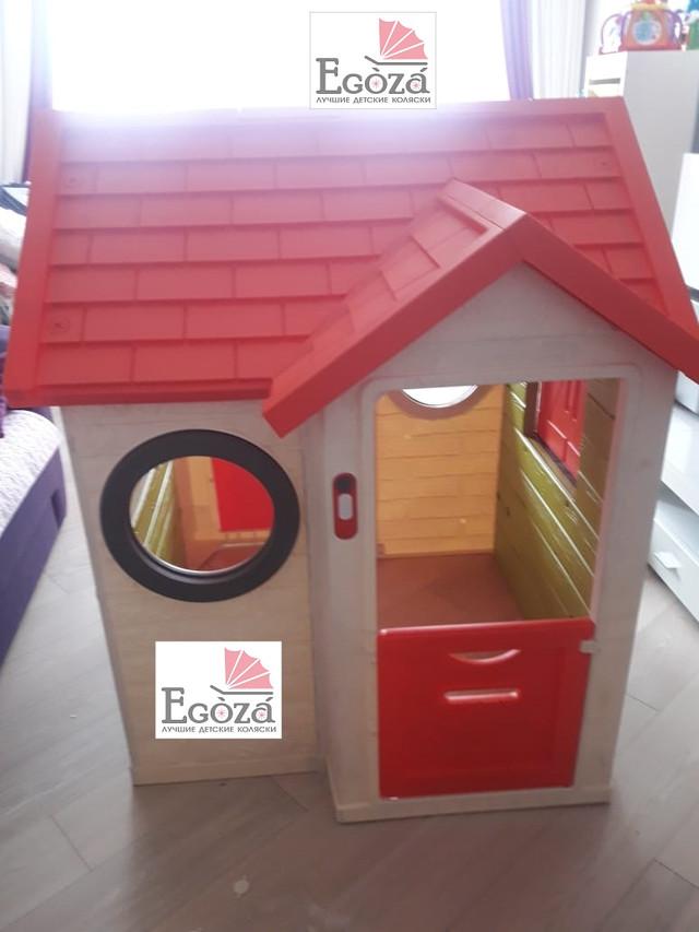 Игровой детский домик со звонком Smoby