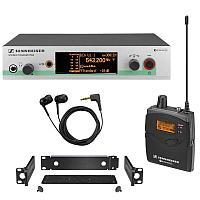Беспроводная система персонального мониторинга Sennheiser SR 300 IEM G3-G-X