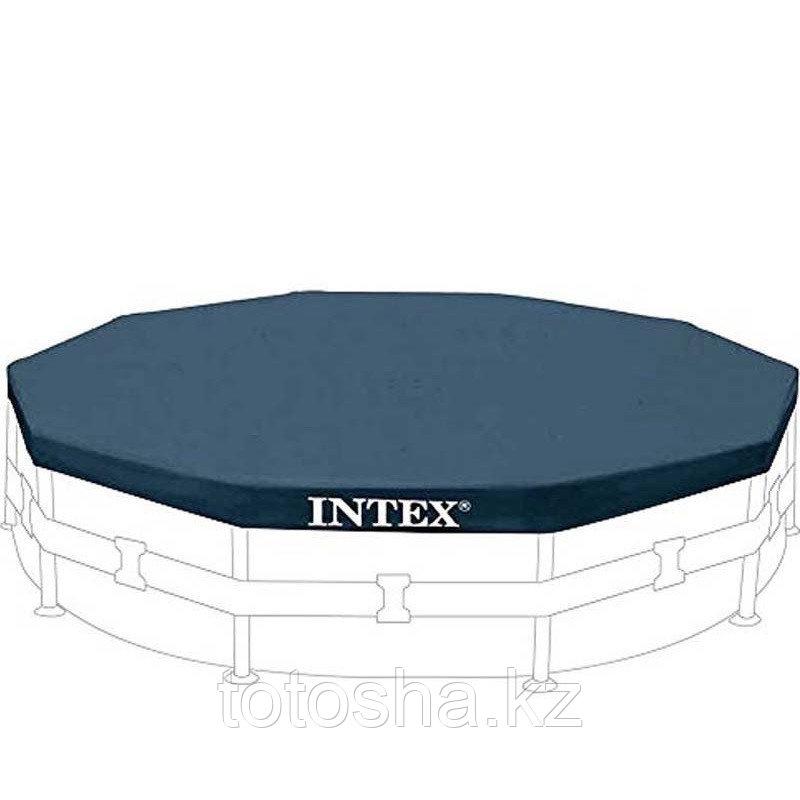 Intex 28032 Крышка (тент) для каркасного бассейна 457 см