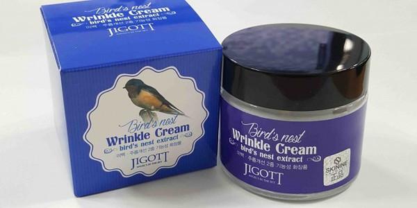 Крем для лица Jigott Bird s Nest Extract Cream 70 ml.