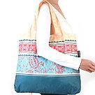 Женская модная сумочка авоська. Sun Kissed, фото 2
