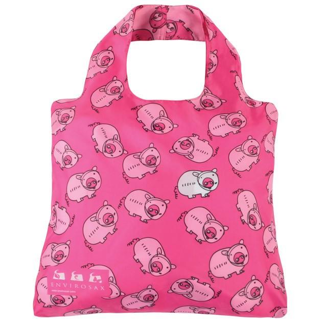 Модная сумочка авоська. Piggy