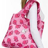 Модная сумочка авоська. Piggy, фото 2