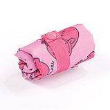 Модная сумочка авоська. Piggy, фото 3